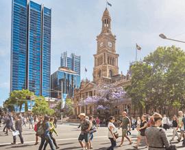 Virtual Office Town Hall Sydney
